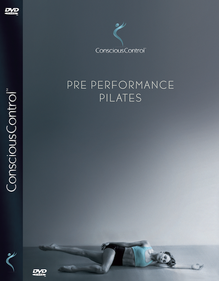 pilates dvd pre performance