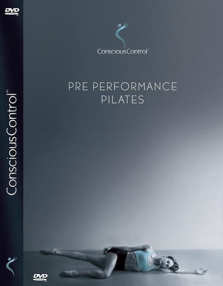 pilates dvd pre performance
